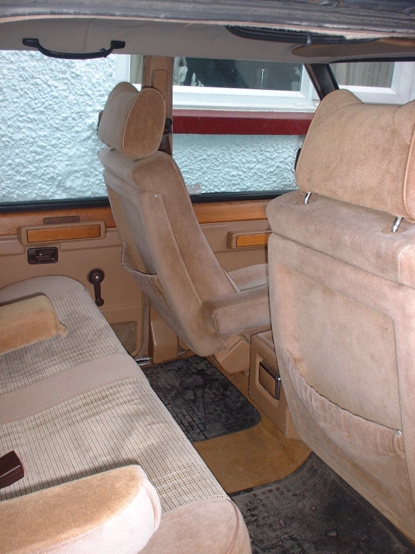 1985 County Interior Trim