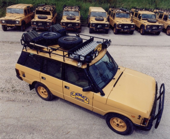 Camel Trophy 2.4 Vm Turbo Diesel
