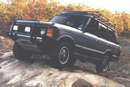 1990 Range Rover County